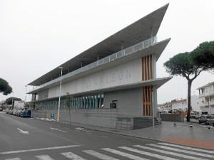 Mercado El Galeón de Punta Umbría.