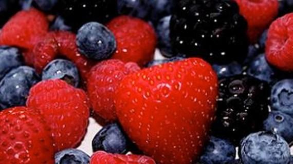 Los precios de los frutos rojos