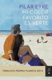 Portada de su novela premiada como finalista del Premio Planeta.
