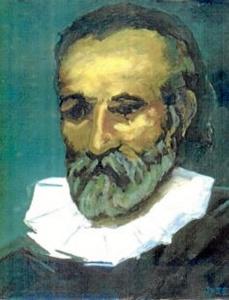 Retrato del doctor Cristóbal Méndez. / Foto: http://www.museodeldeporte.net/