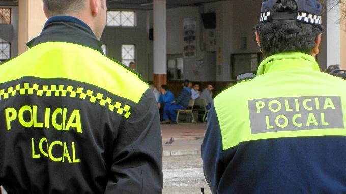 Policía Local de Punta Umbría detectó un vehículo sospechoso en El Portil. /Foto: www.globalfp.es