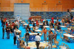 Encuentro nacional organizado por Mentes Hexagonadas y Ayuntamiento de Huelva.