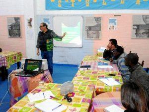 Curso de Derechos Humanos e Inmigración en Fecons.