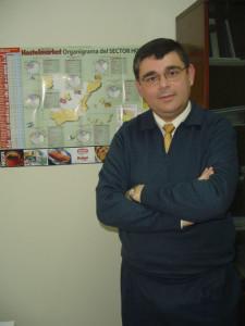 Alfonso Vargas ha sido el director de esta tesis.