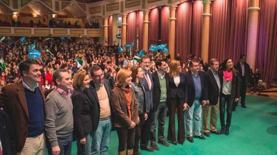 Manuel Andrés González encabeza la candidatura de Huelva a las autonómicas