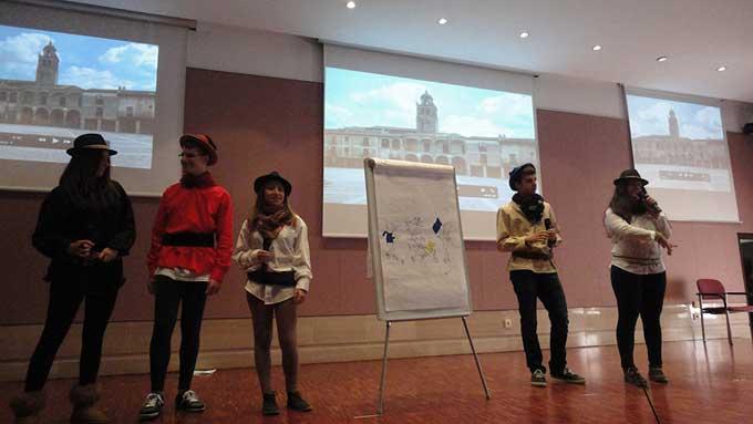 El IES Pablo Neruda participará en el IX Premio Escolar Jóvenes Andaluces Construyendo Europa