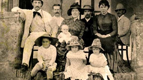 La familia Delprat, unos australianos en las minas de Huelva