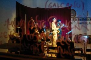 Javier Ortí ha recorrido con su música y su saxofón escenarios en distintos lugares del mundo.