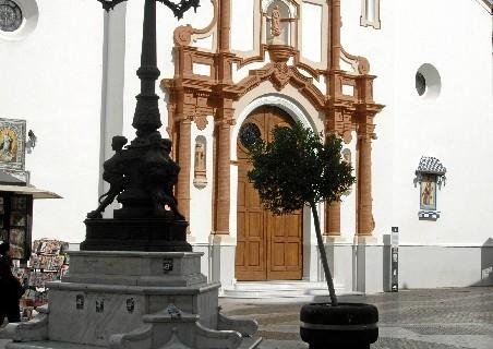 Visitas guiadas a la Iglesia de la Concepción con motivo de su 500 aniversario