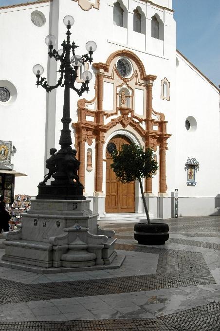 Imagen de la Iglesia de la Concepción.