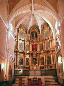 Iglesia del Convento de Santa Clara.