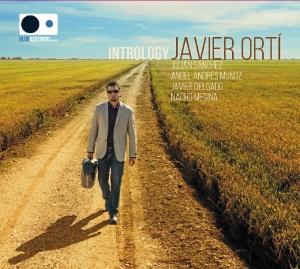 Portada del nuevo disco de Javier Ortí.