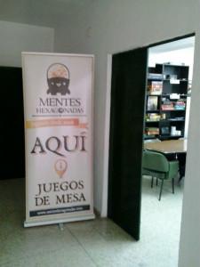 Mentes hexagonadas tiene sus puertas abiertas en Huelva.