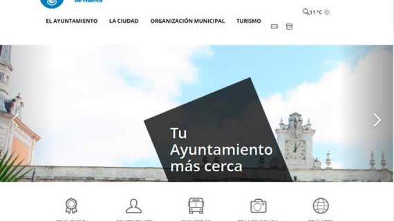 Nuevo portal web del Ayuntamiento de Huelva