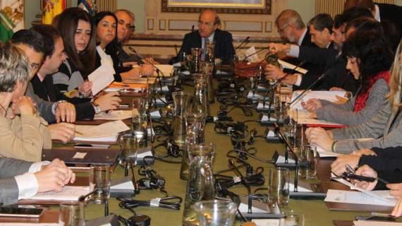 Unanimidad de los grupos políticos municipales en la lucha contra la discriminación de la mujer
