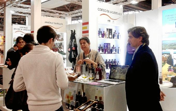 Francia es actualmente el tercer mercado de destino de los alimentos y bebidas de Andalucía.