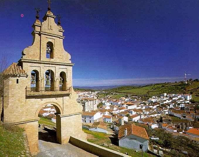 Aracena, finalista del concurso 'El pueblo con más encanto de Andalucía'