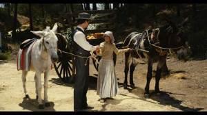 Parte de la película se ha rodado en Moguer.