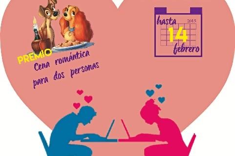 Moguer convoca el III Concurso de tweets de amor por San Valentín