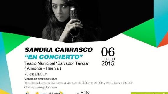 Un concierto de Sandra Carrasco y una muestra de bailes latinoamericanos protagonizan el inicio del 'Mes de Andalucía' de Almonte