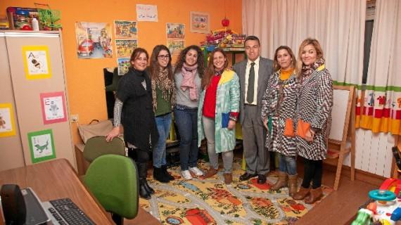 Un total de 28 niños reciben atención en el centro Asprodesordos