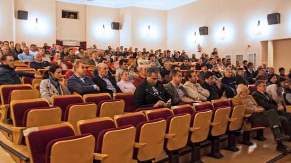 La Plataforma organiza unas jornadas jurídicas sobre el Plan Especial de Regadíos