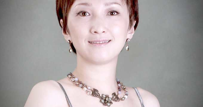 La reconocida soprano Seika Kawaguchi trae este martes 10 a los 'Conciertos Fundación Caja Rural Sur' la lírica japonesa