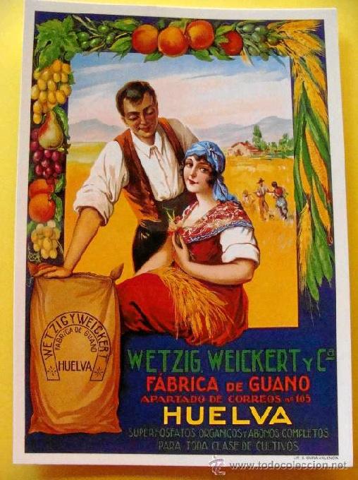 Bruno Wetzig, una de las figuras clave del emprendimiento andaluz de finales del siglo XIX desarrolló su actividad en Huelva