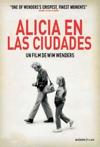 Cartel de 'Alicia en las ciudades'.