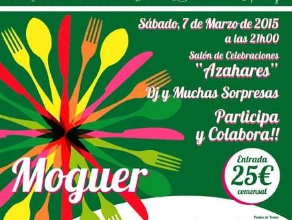 I Cena de Amor y Esperanza en Moguer