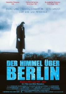 Cartel de la película 'El cielo sobre Berlín'.