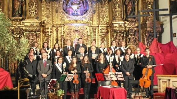 La Agrupación Coral 'Sagrada Cena' celebra el acto Via Mariae en la Concepción