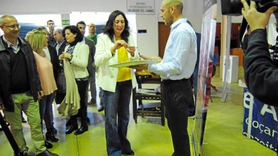 La mejor cocina de la provincia, hasta el domingo en la Feria de la Gastronomía de Valverde del Camino