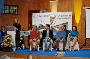 El acto se celebró con motivo del Día de Andalucía.
