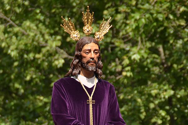 El Lunes Santo de Huelva aguarda las procesiones de El Perdón, Tres Caídas, El Cautivo y El Calvario