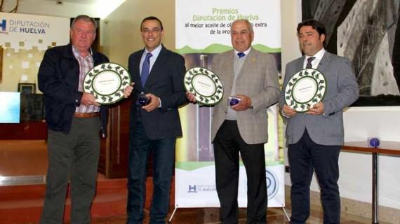 Fallado el II Premio al mejor Aceite de Oliva Virgen Extra de la provincia de Huelva