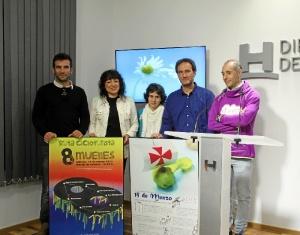 Presentación de las actividades para la celebración del XXI aniversario de la inauguración del Muelle de las Carabelas.