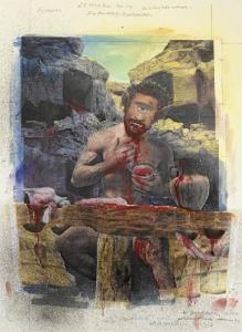Polifemo, otra pieza de la colección de la 'Metamorfosis.