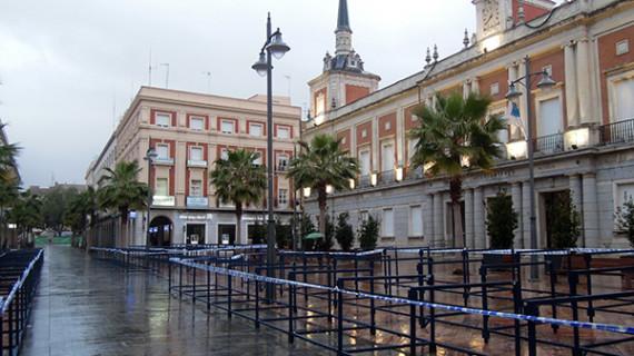 Huelva comienza a transformarse de cara a su Semana Santa