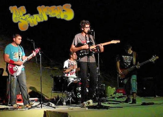 El grupo onubense The Strangers presenta en Lepe su trabajo '1#'