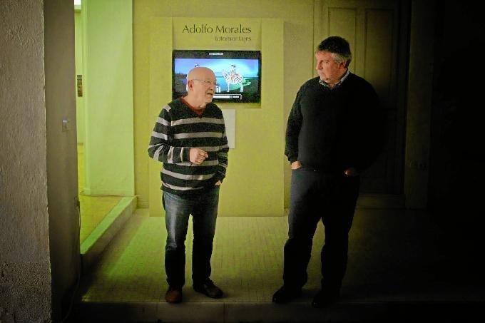 Adolfo Morales inaugura sus 'Fotomontajes' en el Centro de Arte 'Harina de otro costal'