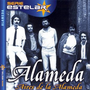 El grupo 'Alameda' fue la principal aportación de Huelva al rock andaluz. / Foto: www.arabiandrock.org