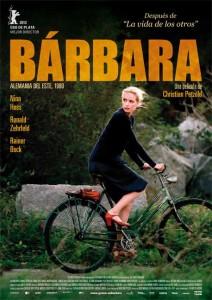 Cartel de 'Barbara'.