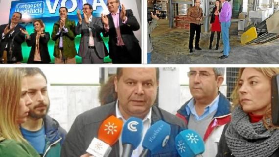 El empleo y las energías renovables centran el debate en el quinto día de campaña de cara a las elecciones autonómicas