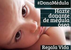 Campaña de donación de médula.