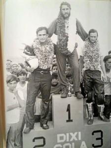 En Ecuador, incluso, llegó a ser campeón de una prueba de motocross internacional.