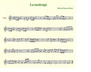 'Madruga', la gran marcha cofrade de Abel Moreno.