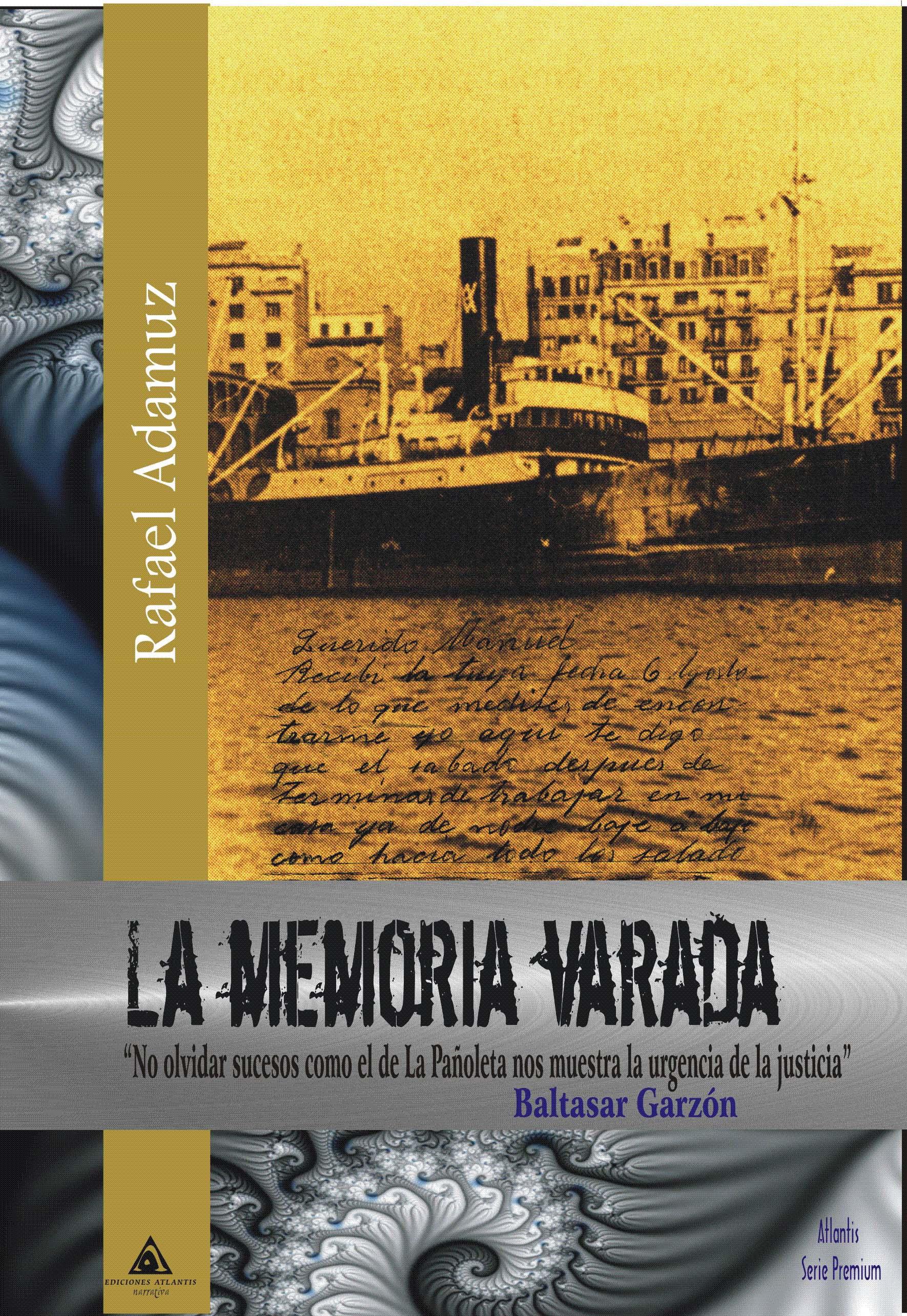 El periodista Rafael Adamuz presenta su libro 'La memoria varada' en Miami