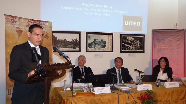 Entregado el Premio de Estudios Iberoamericanos, que contribuye a estrechar lazos con el Grupo 'La Rábida'