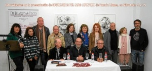 Se ha presentado en  Herrerías, Tharsis, Gibraleón y Huelva.